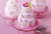 Cakes / Nice and sweet wedding cakes