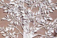dekoratif  duvarler