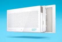 Aros / The world's smartest air conditioner.  / by Quirky