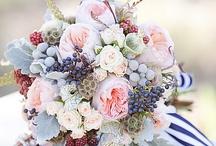 navy cream blush wedding inspiration