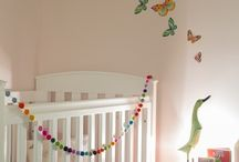 Children's Spaces / Creating fun, whimsical and functional children's rooms and nursery's