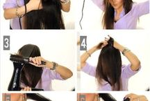 Hair and Make Up How to