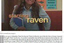 That's so raven, ya nasty