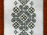 Вышивка роспись
