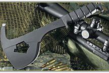 Man - Guns Knives and Man Stuff