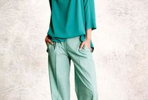 Fashion: Live long the monochrome! / Monochrome inspiration for wardrobe.
