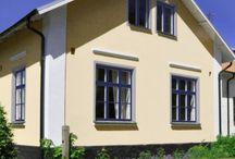 Ház homlokzat/frontage
