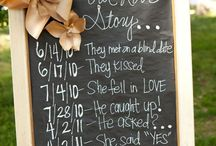 wedding ideas / by Nancy Powers