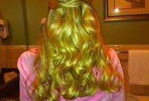 WEDDING HAIR / by Ashley Koss