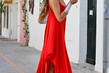 Dress to wear in holiday / Fashion #stylish#