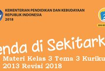 Download Materi Kelas 3 Tema 3 Kurikulum 2013 Revisi 2018