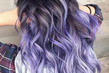 Purple hair...don't care