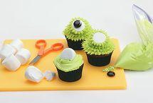 cupcake monsters