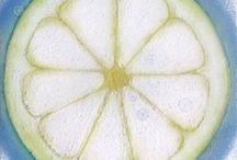 'Lemon' -Divine fruits 'n' Vegetables SERIES
