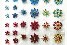 jewels embroidery