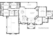 Floor plans / by Christina Cain