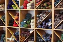 yarn. knit. crochet. / by Faith Thomas