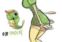 Pokémon / I PLAY POKÉMON GO EVERYDAY !!!!
