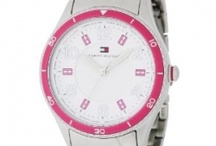 Tommy Hilfiger watches for women / by Laura Anies