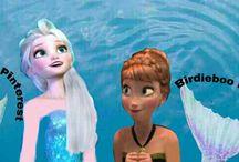 Rozpravky a morske panny