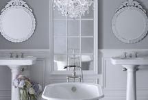 Eu ♥ Decoração (Banheiros) / Banheiros decorados: Veja aqui dicas úteis para decorar o seu banheiro. ♥