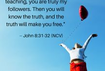 Truth / Bible verses on truth. Find more at http://biblegateway.com.