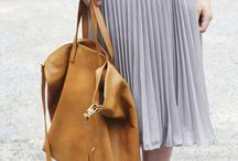 Clothes - Midi Skirt
