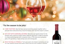 Sutter Home Holiday Party Contest
