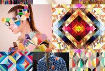 Colours & Patterns