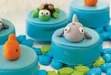Sea creatures birthday