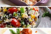Healthy recipe file