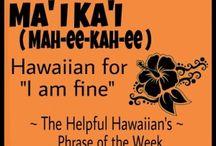 Hawaii language