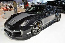 Techart Porsche 911 Turbo S: Geneva 2014