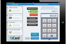 iPad gift card app / Here are some screen shots from our new gift card and loyalty program app for iPad. Nothing else like it in the marketplace. Get all the details at http://www.ecardsystems.com