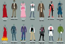 Costumes References