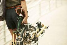 Fold bike seli