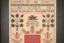 Samplers / by valerie schmidt-wilson