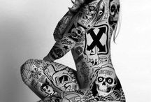 Tattoo heaven..