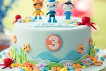 Jensons underwater party/ octonauts  / Underwater / Octonauts themed party for my 5 year old in September
