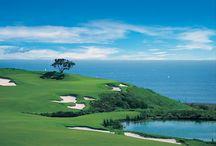 California Coastal Golf Courses / by CaliforniaBeaches.com