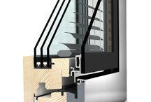 Okna Internorm Studio / Indywidualizm i prostota - tymi słowami można określić okna w stylu Studio renomowanej firmy Internorm. Większość modeli to okna zlicowane, które podkreślą minimalistyczny styl Twojego domu. Więcej informacji na naszej stronie www.novado.pl.