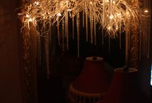 Lighting and decor
