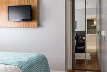 quarto / quartos de casal e de solteiro