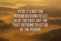 PTSD / A mental health condition that's triggered by a terrifying event — either experiencing it or witnessing it. Symptoms may include flashbacks, nightmares and severe anxiety, as well as uncontrollable thoughts about the event.