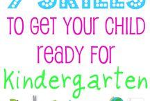 Kindergarten Ready Steady