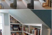 pokoj podkroví