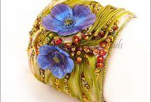 Bracelets-textile