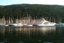 Sailing / yacht chartering