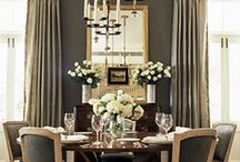 DECOR:  Dinning Room / by Angela Brown