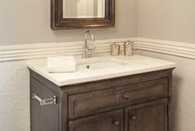Bathroom remodel / by Michelle Ruggia